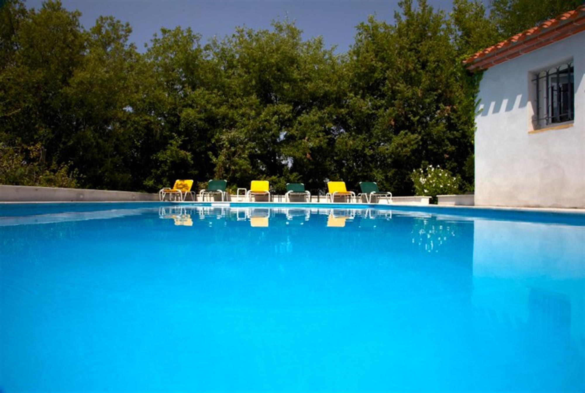 Villa i syd Frankrike - nydelig baseng