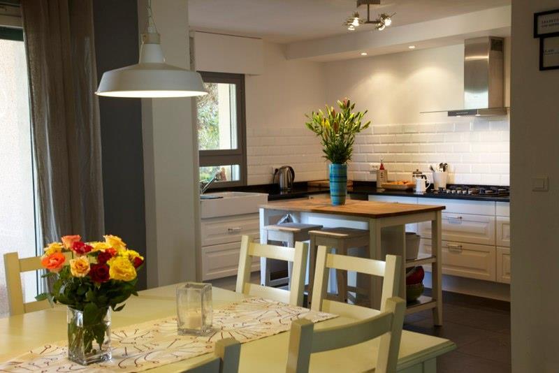 Villa i syd Frankrike - moderne kjøkken