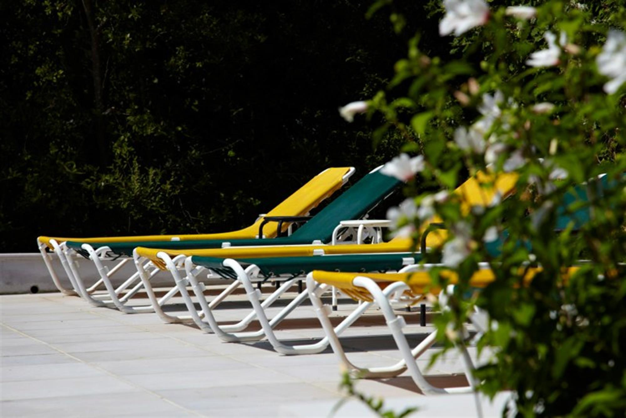 Villa i syd Frankrike - solsenger